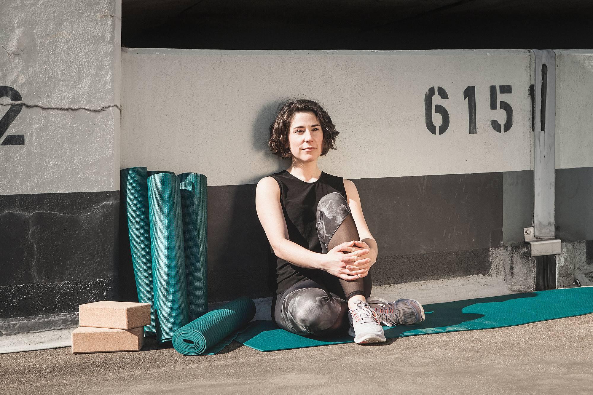 Talk Yoga! Stimmtrainerin für Yogalehrende